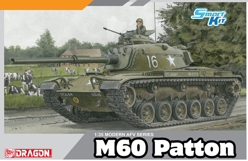 M60 PATTONSMART KIT 1/35
