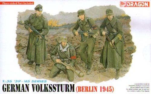 GERMAN VOLSKSSTURM BERLIN 1945 1/35 (4)
