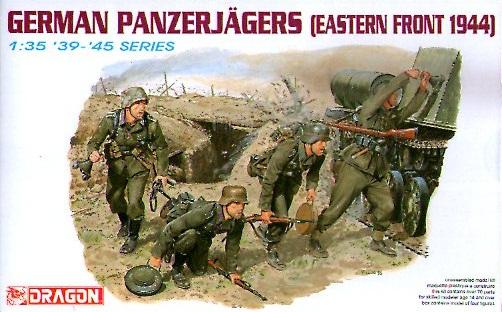 GERMAN PANZERJAGERS (EASTERN FRONT 1944) 1/35 (4)