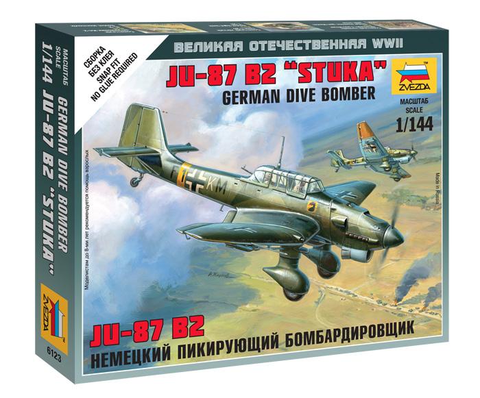 JUNKERS JU-87 STUKA 1/144