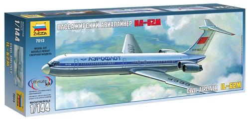 ILYUSHIN IL-62M 1/144
