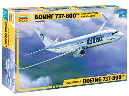 BOEING 737-800 1/144