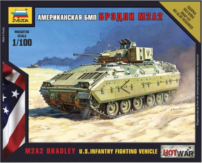 M2A2 BRADLEY 1/100