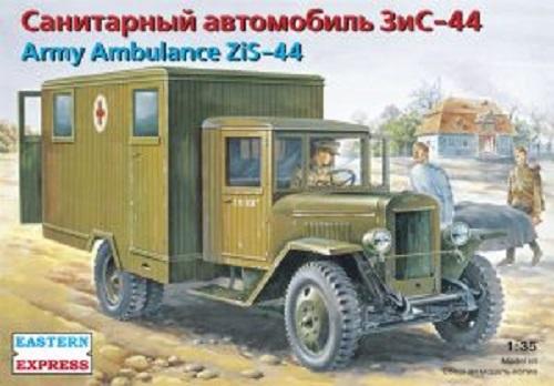 ARMY AMBULANCE ZIS-44 1/35