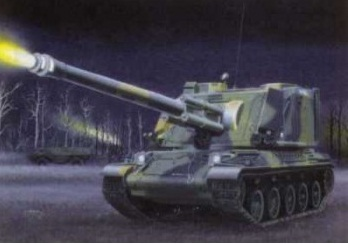 AMX 30 AU F 1 1/35