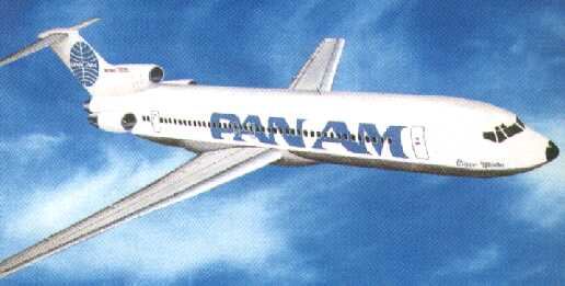 BOEING 727-200 1/144
