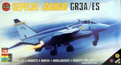 SEPECAT JAGUAR GR3A/ES 1/48