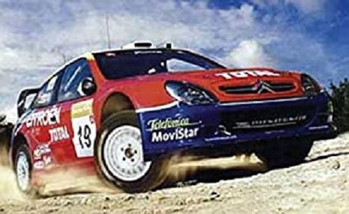 CITROEN XSARA WRC03 1/24