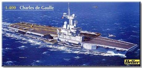 CHARLES DE GAULLE 1/400