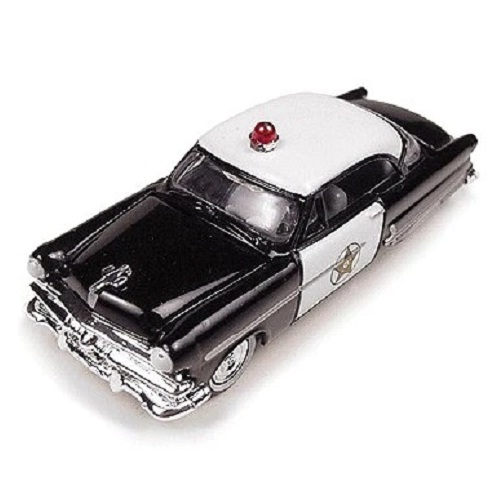 53 FORD POLICE CAR 1/87