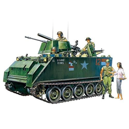 M131A1 APC VIETNAM 1/35 ACADEMY 13266