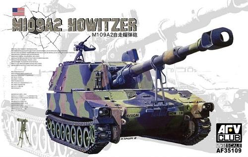M109A2 HOWITZER AF35109 AFV