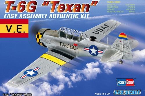 T-6G TEXAN (CALCAS ESPAÑOLAS) 1/72