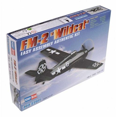 FM-2 WILDCAT 1/72 80222