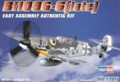 BF109 G-6 (LATE) 1/72 80226