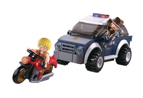 POLICE OFFROAD CAR SLUBAN B0650