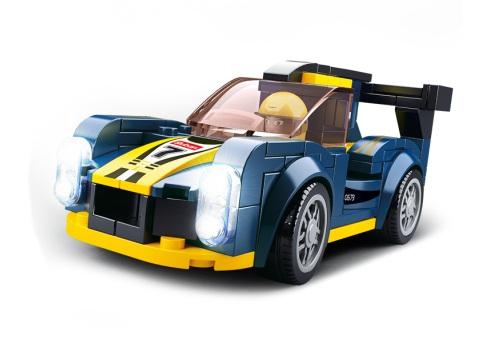 LE MAN CAR SLUBAN B0673