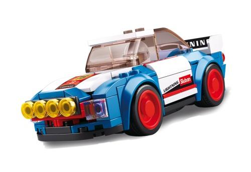 RALLY CAR SLUBAN B0675