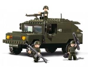 HUMMER ARMY I B9900 191PCS.