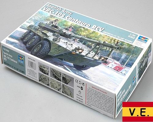 CENTAURO VCR-105 1/35 CALCAS ESPAÑOLAS 00388