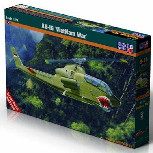 AH-1G VIETNAM WAR 1/72 B-31