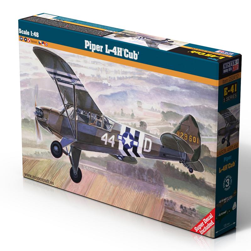 PIPER L-4H CUB 1/48 E-41