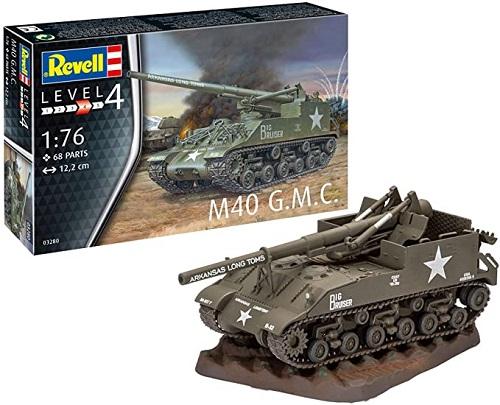 M40 G.M.C. 1/76 03280 REVELL