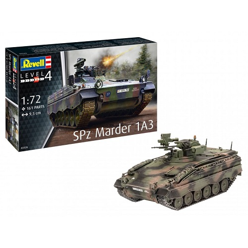 SPZ MARDER 1A3 1/72 03326 REVELL