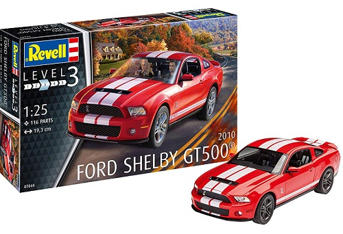 FORD SHELBY GT500 1/25 07044 REVELL