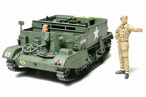 BRITISH UNIVERSAL CARRIER MK.II 1/48 32516 TAMIYA
