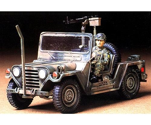 U.S. JEEP M151A2 FORD MUTT 1/35 35123 TAMIYA
