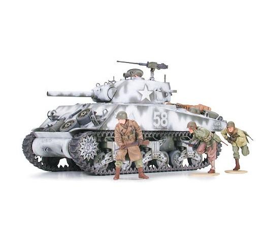 M4A3 SHERMAN 105 MM HOWITZER 1/35 TAMIYA 35251