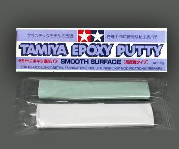 TAMIYA EPOXY PUTTY (SMOOTH SURFACE) 25G.