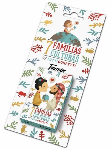 BARAJA FAMILIAS 7 CULTURAS