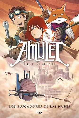 AMULET 3 LOS BUSCADORES DE LAS NUBES