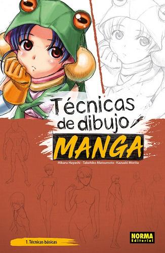 TECNICAS DE DIBUJO MANGA 1