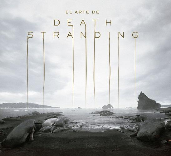 ARTE DE DEATH STRANDING,EL