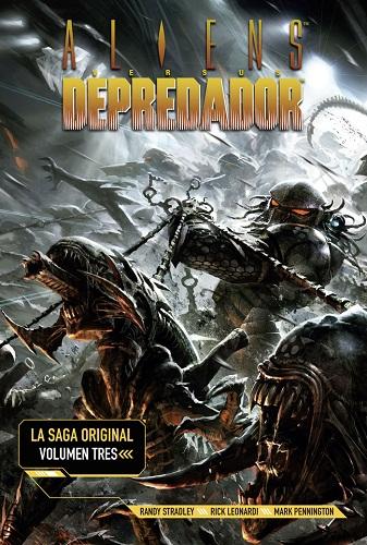 ALIENS VS DEPREDADOR LA SAGA ORIGINAL 3