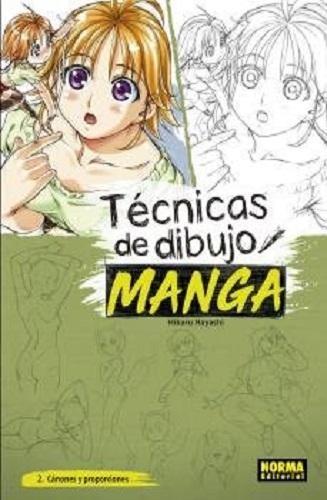 TECNICAS DE DIBUJO MANGA 2 CANONES Y PROPOR