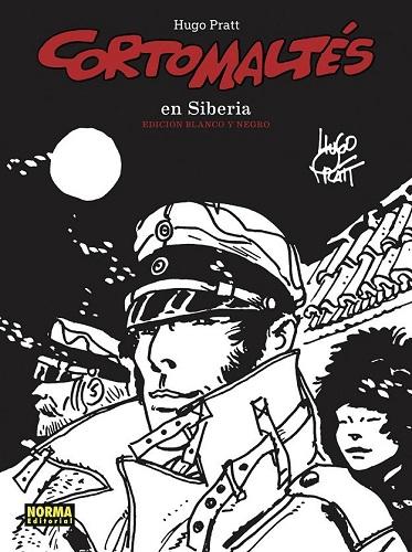 CORTO MALTES 6 EN SIBERIA BLANCO Y NEGRO