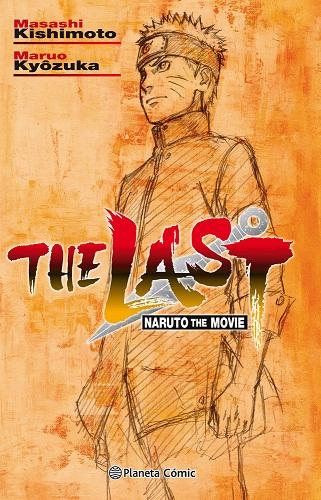 NARUTO THE LAST - NOVELA