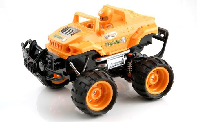 IMPULSOR RC BLOCK NARANJA
