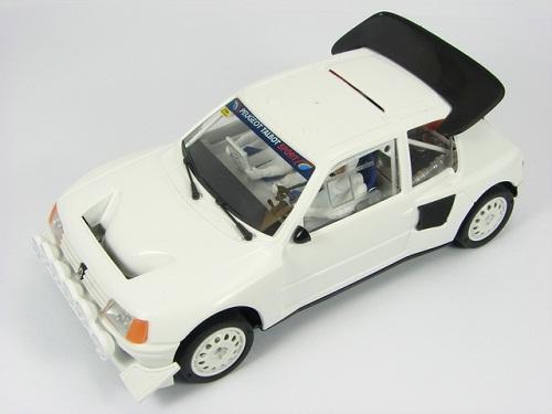 PEUGEOT 205 T16 EVO2 TES CAR