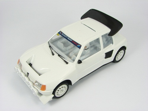 PEUGEOT 205 T16 EVO2 TEST CAR CHRONO