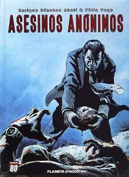 ASESINOS ANONIMOS (ESPECIAL BD)