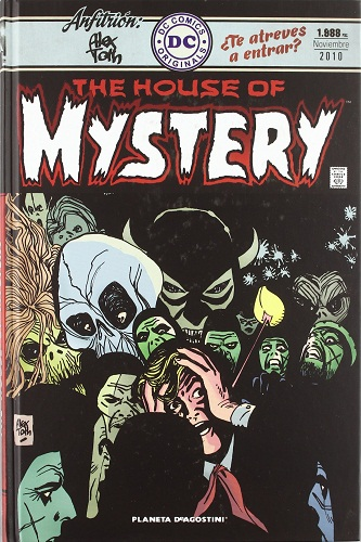 CLASICOS DC: THE HOUSE OF MYSTERY 3