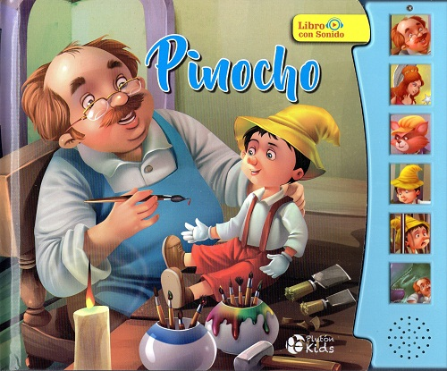 PINOCHO (LIBRO CON SONIDO)