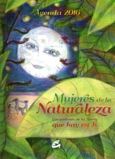 AGENDA MUJERES DE LA NATURALEZA. 2016