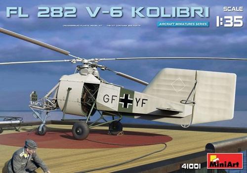 FL 282 V-6 KOLIBRI 1/35 41001 MINIART