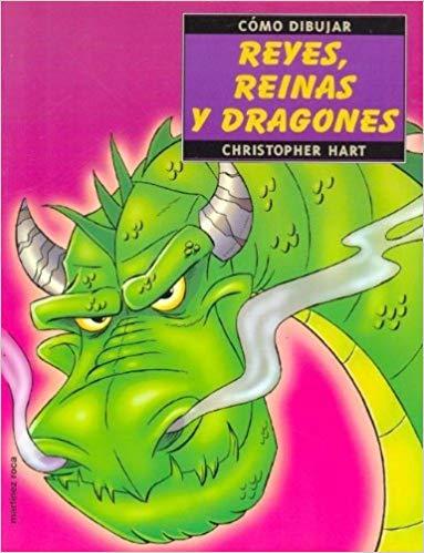 COMO DIBUJAR REYES REINAS Y DRAGONES